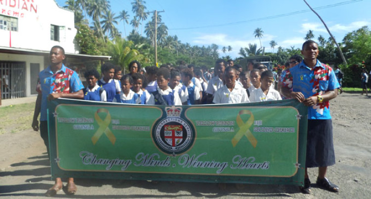 Forgiveness Sought In Taveuni Yellow Ribbon Programme Launch