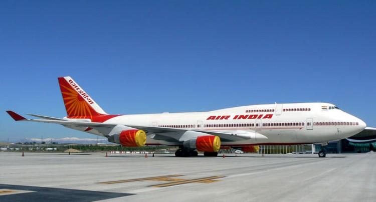 Big Plane For Modi Fiji Trip