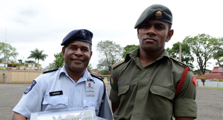 Officers Laud Course