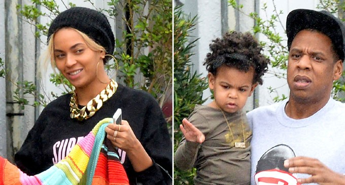 All Is Well Between Beyonce, Jay Z?