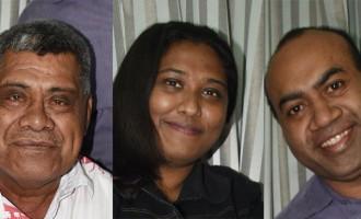 Three Changes In The Fiji Sun