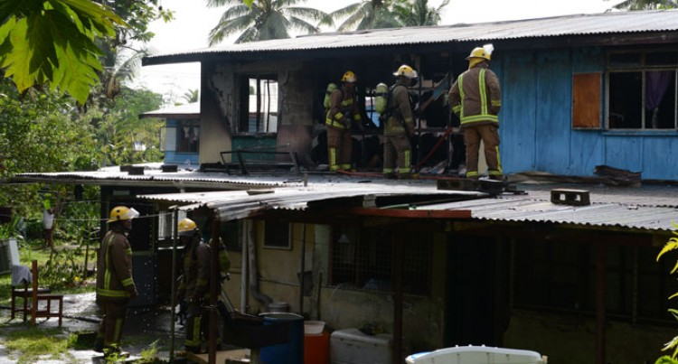 Another Fire At Raiwaqa Flats