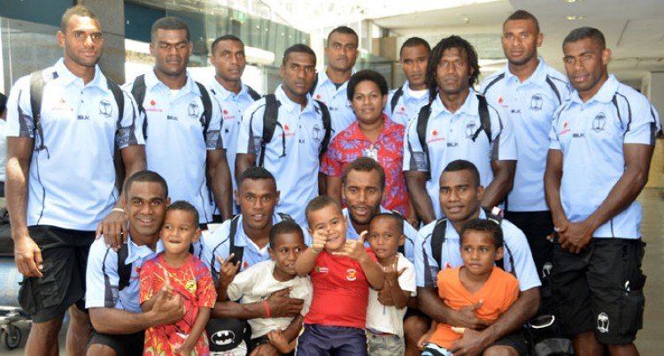 Flying Fijians Improve Ranking