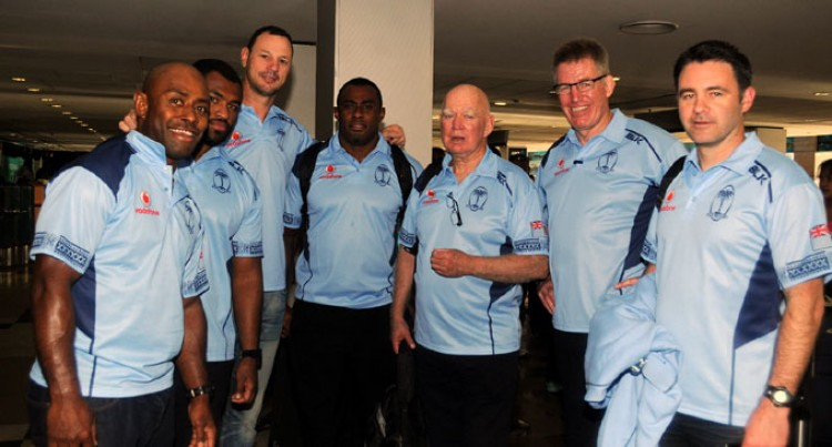 Fijians Head To Marseille