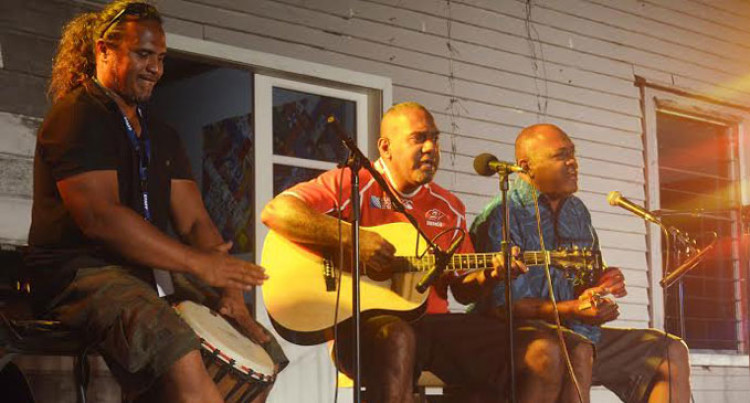 Fijians Participate In Tongan Arts Festival Week
