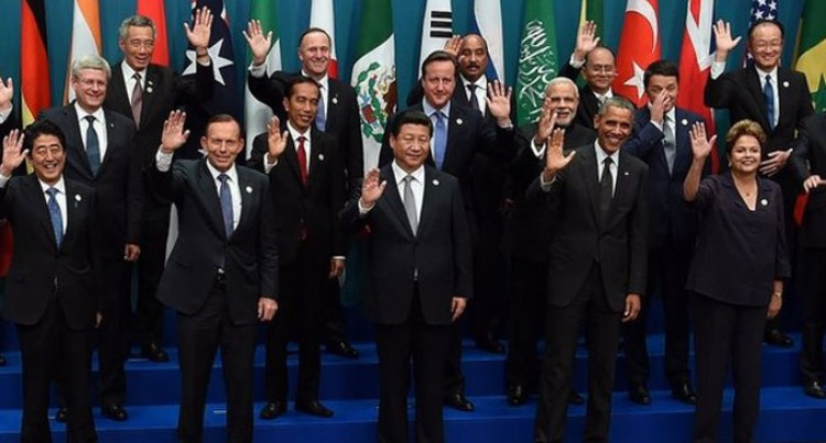 G20 Summit: Koalas And Shirtfronting