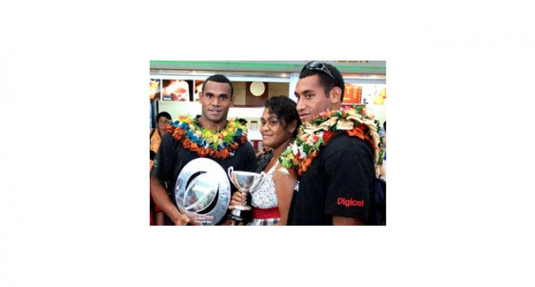 Waqa Off To Sri Lanka