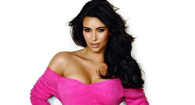 I Did It For Myself: Kim Kardashian
