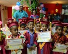 Kindy Teachers Commended