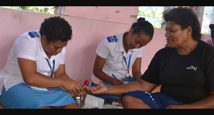 Wailevu Women Learn Wellness