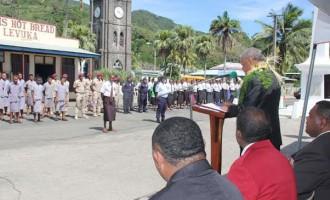 Rika Leads Commemoration