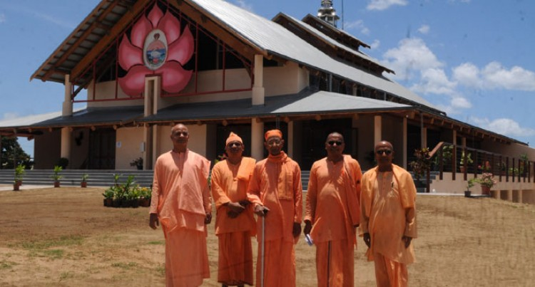 $2 million Meditation Centre Opens In Nadi