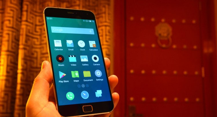 Meizu MX4 Pro with 2K+ screen, Retina Sound