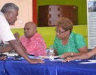 Public Consultations Draws North Crowd