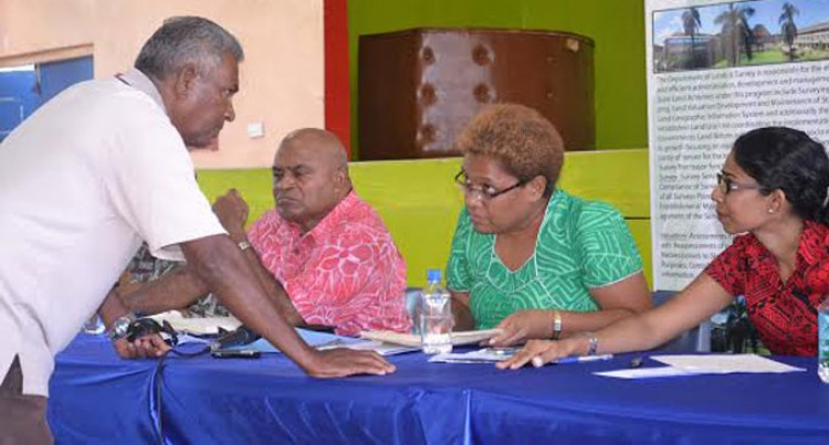 Public Consultations Draws North Crowd