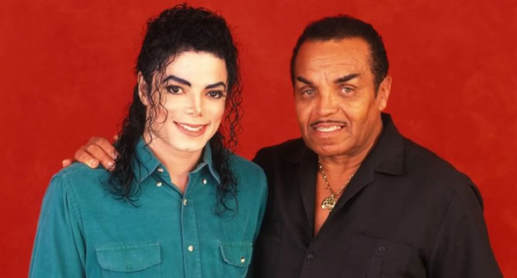 Joe Jackson Father Of  The Stars
