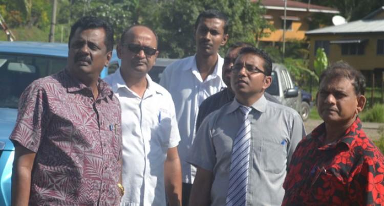 Parveen Kumar Visits Labasa Dump Site