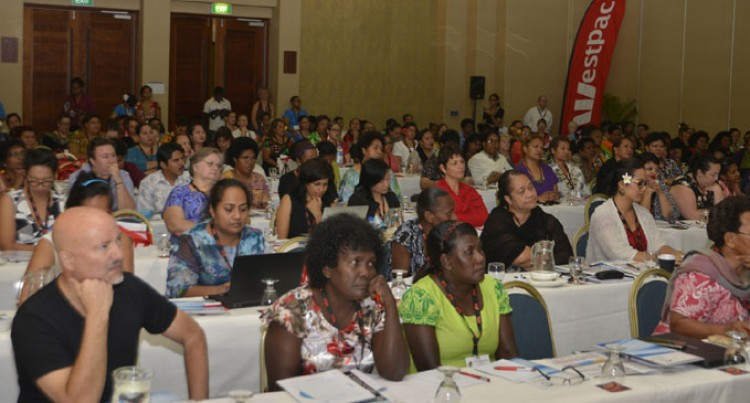 Pacific Women Share Business Experience