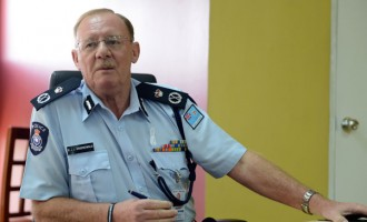 Police Screened Before Return