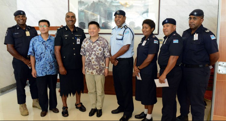 15 Police Officers Off To China For Anti-riot Training