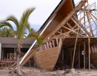 Resort Builds New Reception
