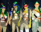 Rihanna's Ninja Outfit Bags  Best Dress At Halloween Do