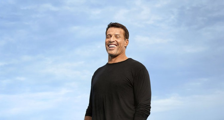 Tony Robbins (Namale Is My Favourite Place In the World), Best CEO Advise