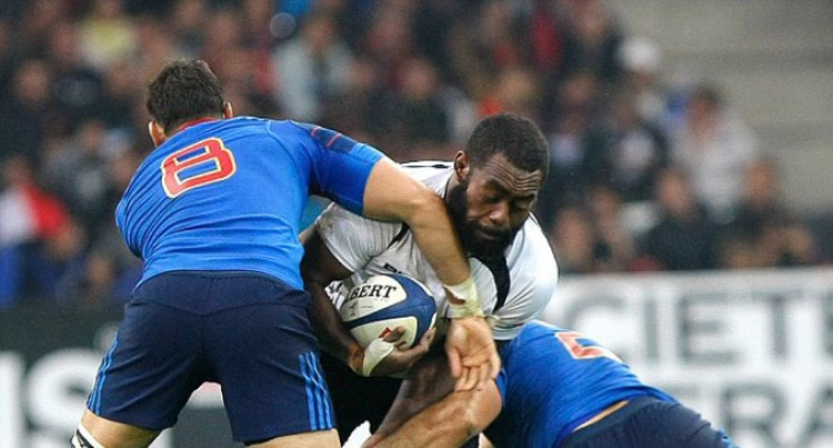 'Rugby Allows Me To Leave Home'