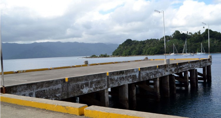 Savusavu Jetty Now Reopened