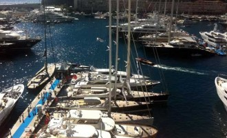 Fiji Booth At Monaco Yacht Show
