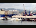 Ports Terminal's Swift Handling Of Congestion