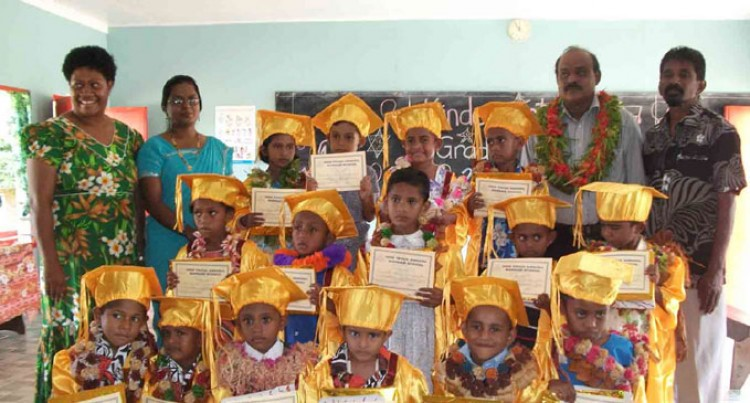 15 Graduate From Tavua Andhra Kindy