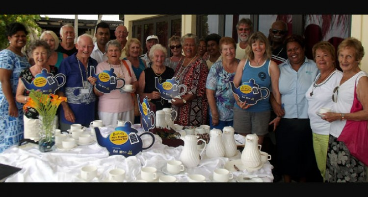 Mana Hosts Morning Tea For Cancer