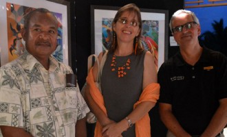 Artists Urged To Step Out Of Comfort Zone