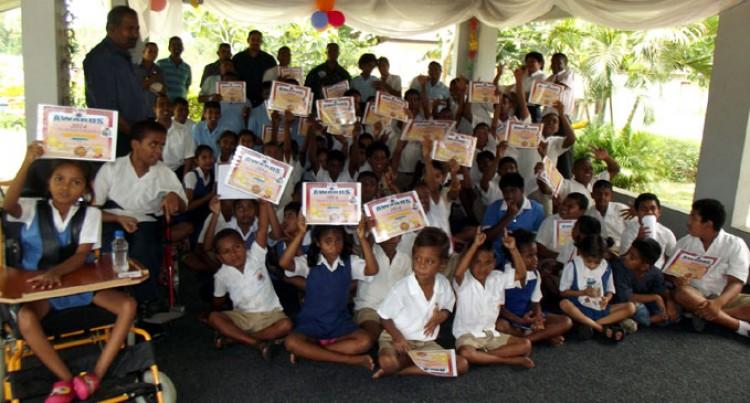 Nadi Special School Hosts First Graduation