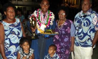 Headboy Sireli Takes Home Six Prizes