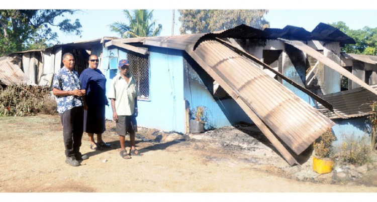 Two West Families Lose Homes