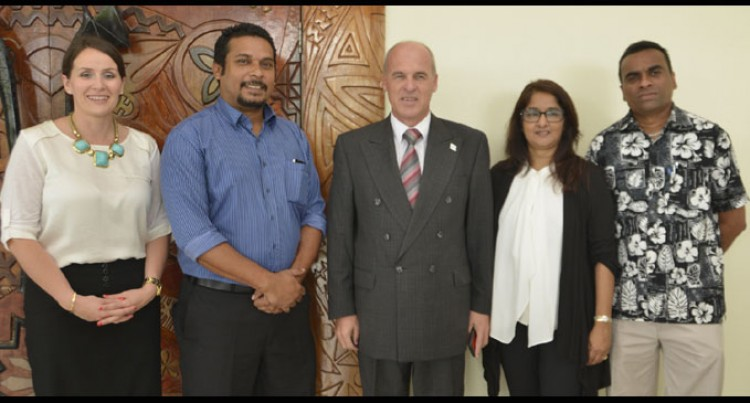 Fiji Airways Role In Pacific Aviation Acknowledged