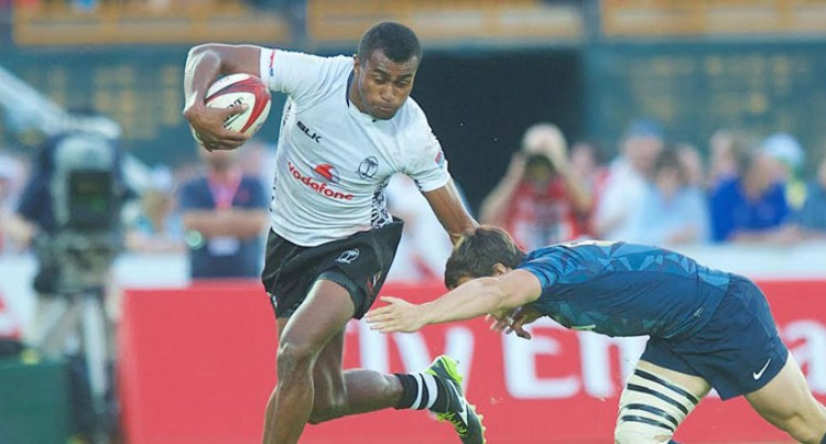 Fiji Tops Pool A