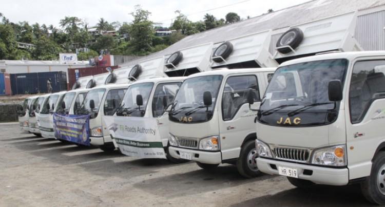 Trucks To Aid Maritime Works
