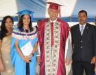 Alveena Tops MBBS Studies