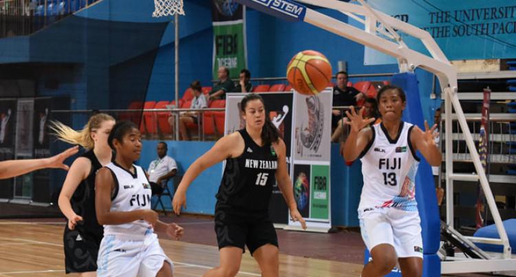 BLK Fiji Women In Division B Semifinal