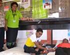Bank Hosts Blood Drive