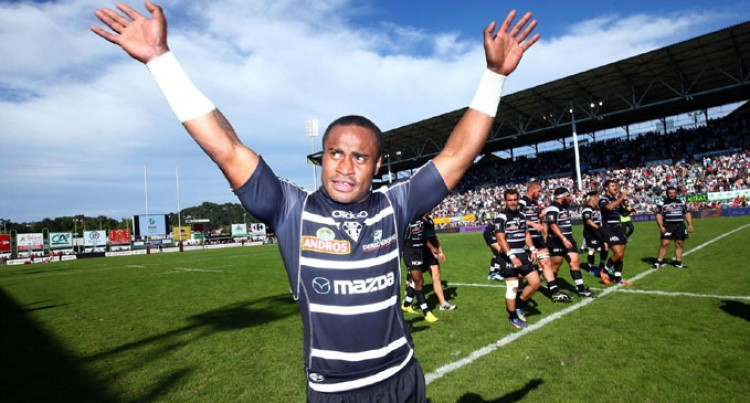 Islanders Show France Their Rugby Talent