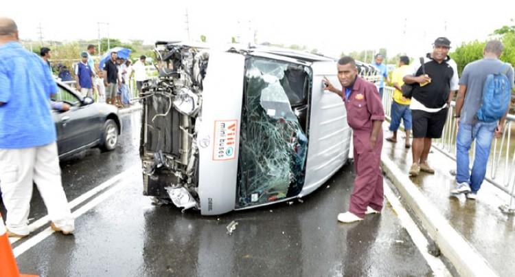 Viseisei Accident Victim Dies In Hospital