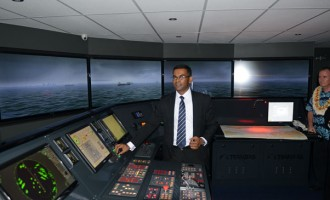 Simulator Offers Maritime Students Learning Boost