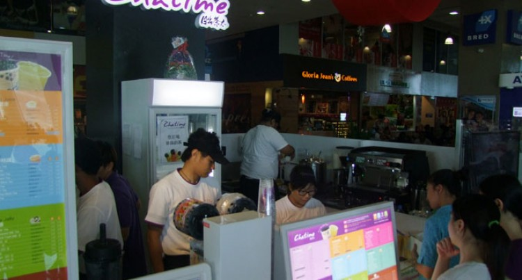 Chatime, Opens In TappooCity