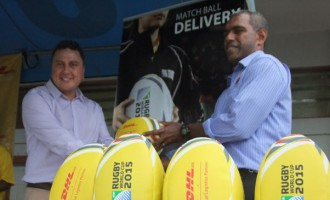 DHL To Send A Kid To 2015 Rugby Word Cup