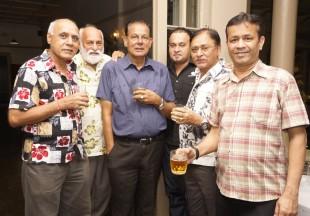 Suva Retailers Annual Christmas Cocktail 2014, Fiji Club