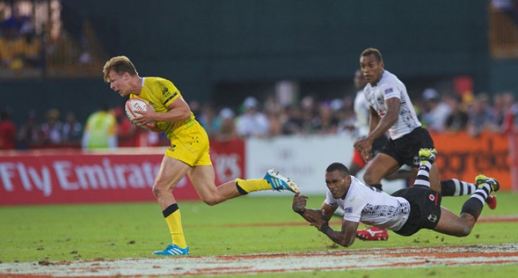 Fiji Face Tough Challenge